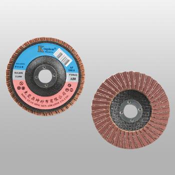 RFD-A/O Double Flaps Disc (Glass Fiber Backing)