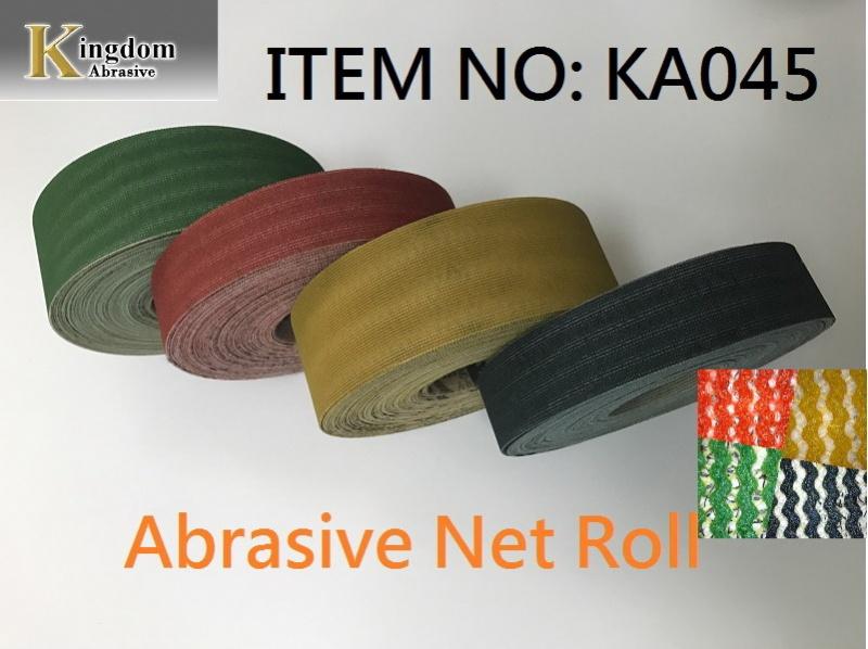 Abrasive Net Roll